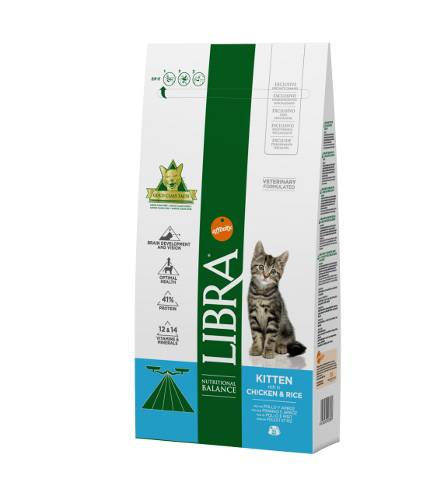 Libra Kitten for Cats