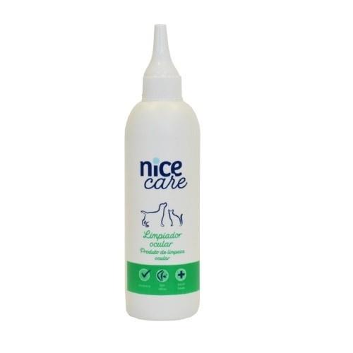 Limpiador ocular para perros y gatos Nice Care 125 ml