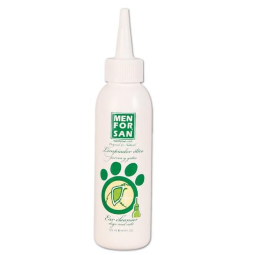 Limpiador ótico para perros y gatos Menforsan