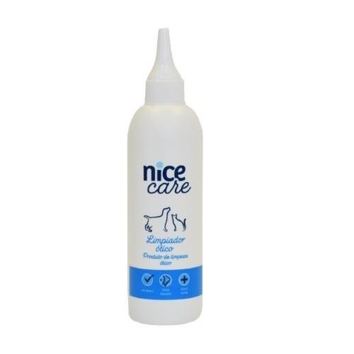 Limpiador de oídos para perros y gatos Nice Care 125 ml