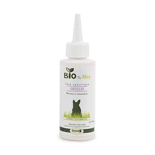 Limpiador de oidos Hery BIO para perros