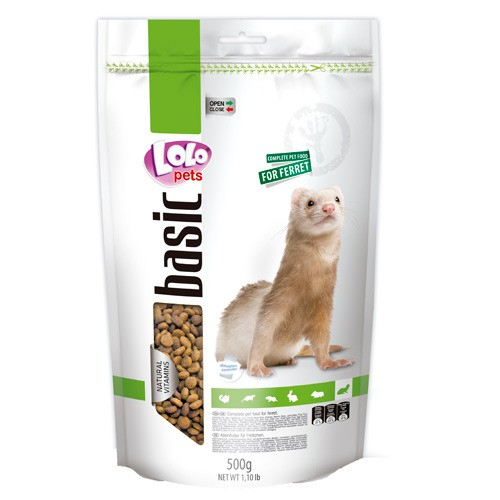Lolo Pets Alimento completo para Hurones