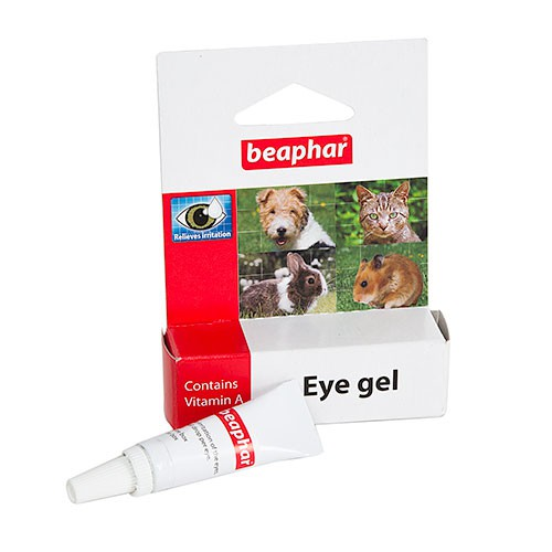 Gel lubricante limpiador ocular para mascotas Eye Gel