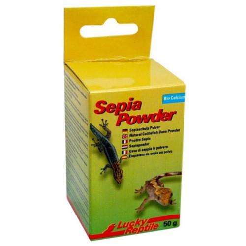 Lucky Reptile Bio-calcio hueso de sepia en polvo para animales
