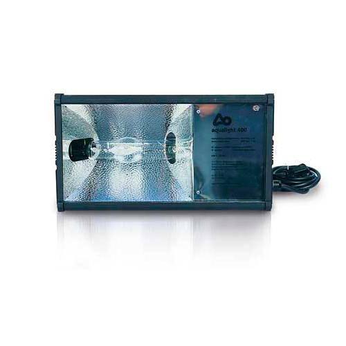 Pantalla para halogenuros metálicos Aqualight