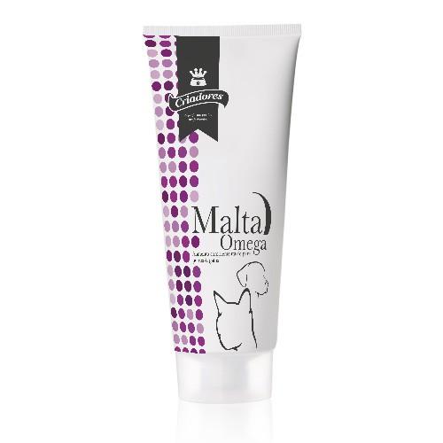 Malta enriquecida con ácidos grasos Omegas 3 y 6 Criadores