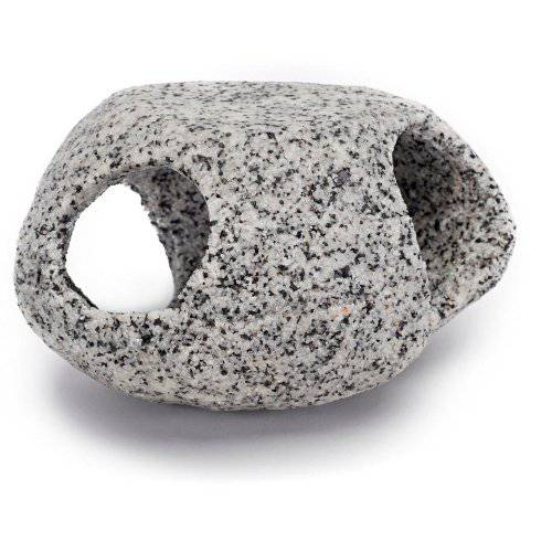 Piedra Litio con agujeros para acuarios y terrarios