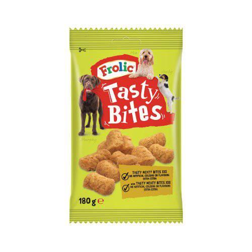Snack para perros Frolic bocaditos de carne