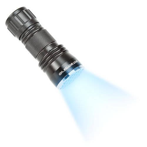 Detector de orina Simple Solution con lámpara UV
