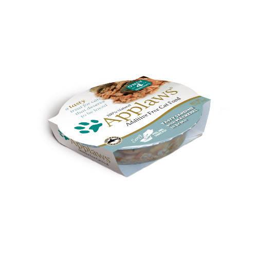 Comida húmeda para gatos Applaws Tasty con sardina y caballa
