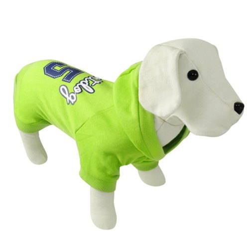 Sudadera para perros smartdog 25 color pistacho