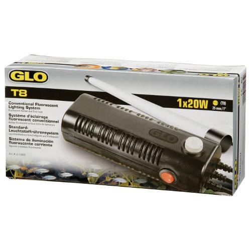 Glo Reactancia Electrónica T8 para 1 fluorescente