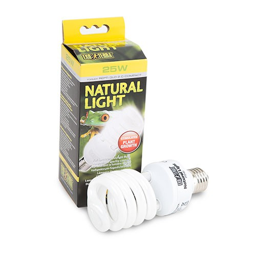 Exo Terra Natural Light lámpara compacta de luz diurna