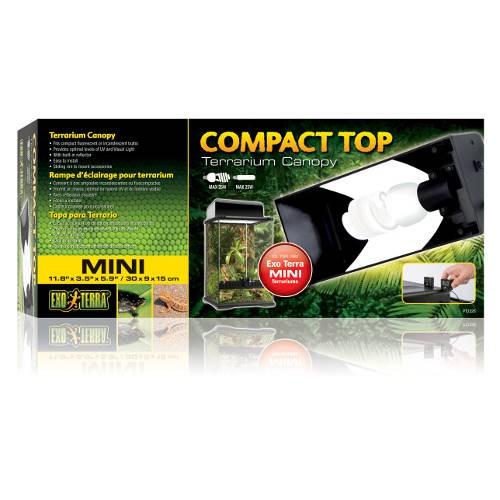 Tapas para terrarios Exo Terra Compact Top