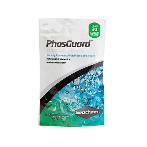 Control de fosfatos y silicatos Phosguard para acuarios