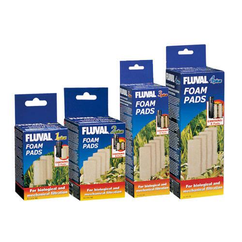 Almohadilla de Filtrado de Foamex para Fluval Plus