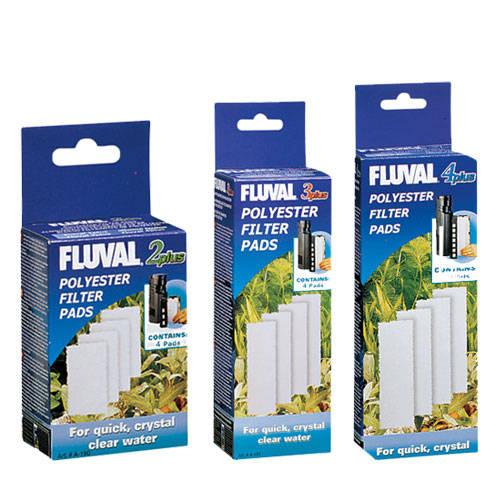 Almohadilla de Filtrado de Poliéster para Fluval Plus