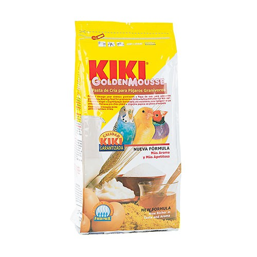 KIKI Pasta de cría y mantenimiento amarilla