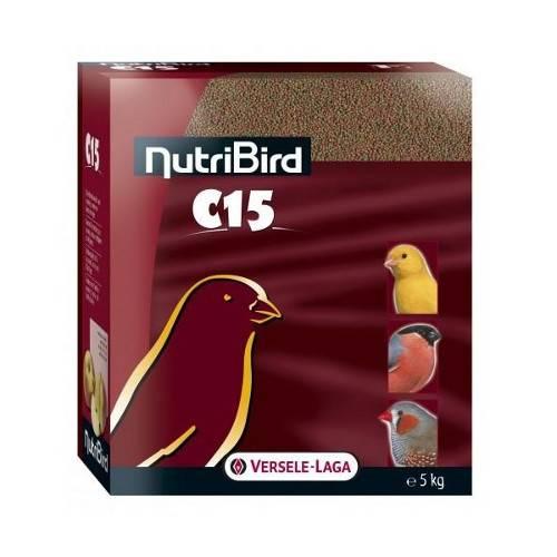 Alimento para canarios y exóticos NutriBird C15
