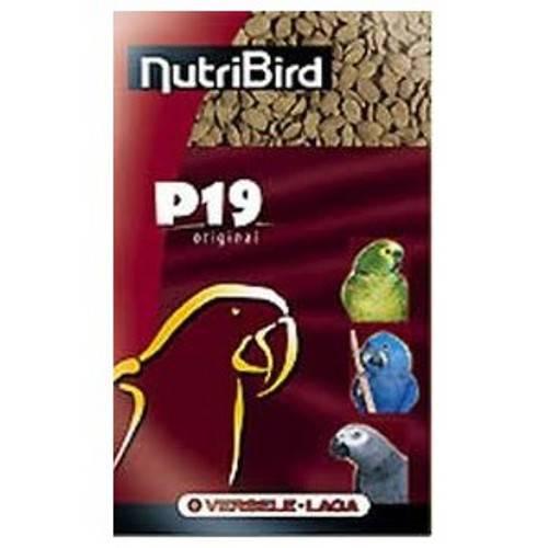 Alimento para crías de Papagayos Nutribird P19 Original