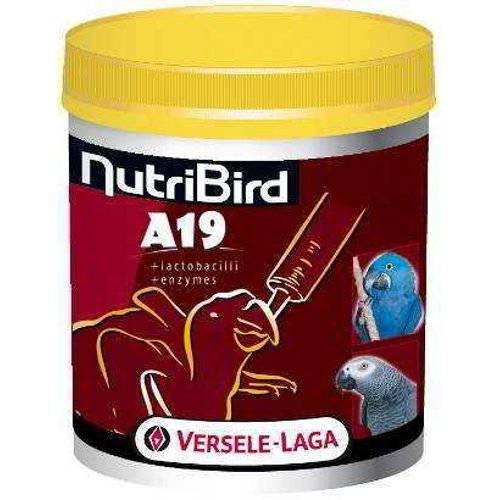 Papilla para crías de loros NutriBird A19