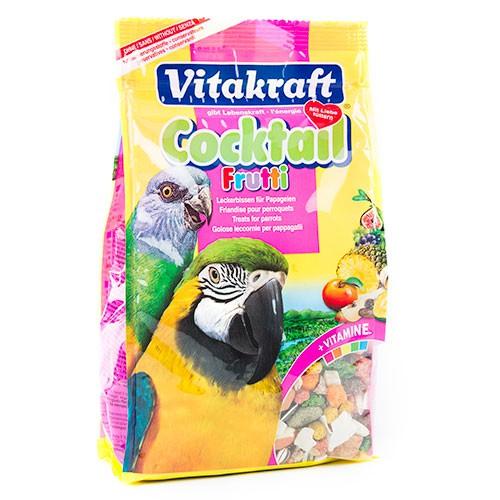 Vitakraft Cocktel de frutas para loros y cotorras