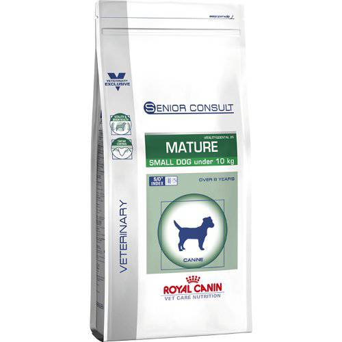 Royal Canin Senior Consult Mature Small Dog Vet Care