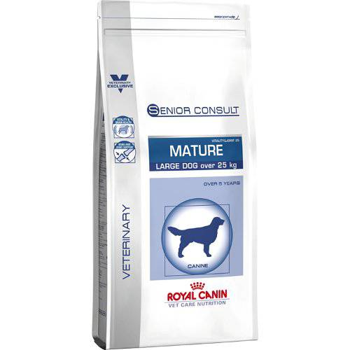 Royal Canin Senior Consult Mature Large Dog Vet Care