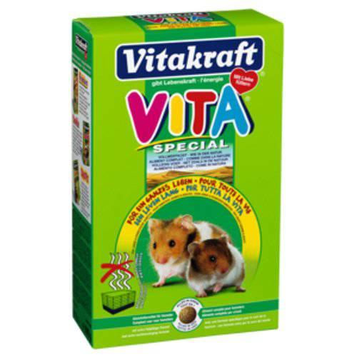 Alimento para Hámsters Vitakraft Vita Special Regular