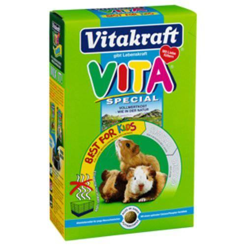 Alimento para Cobayas Vitakraft Vita Special Best for Kids