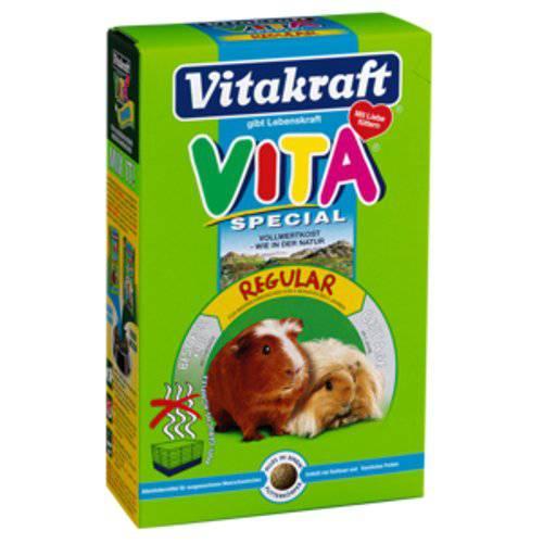 Alimento para Cobayas Vitakraft Vita Special Regular