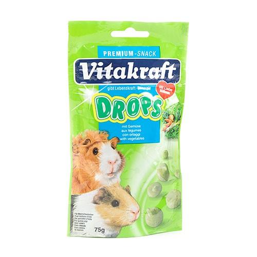 Drops con verduras para cobayas Vitakraft