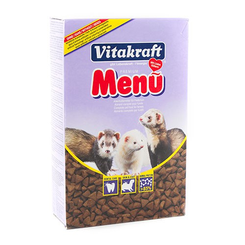 Vitakraft Menú Premium para hurones