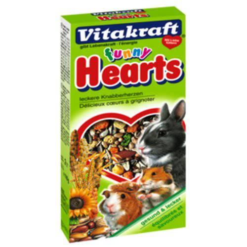 Vitakraft Funny Hearts para roedores