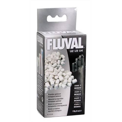 Carga Biomax para filtros Fluval Serie U