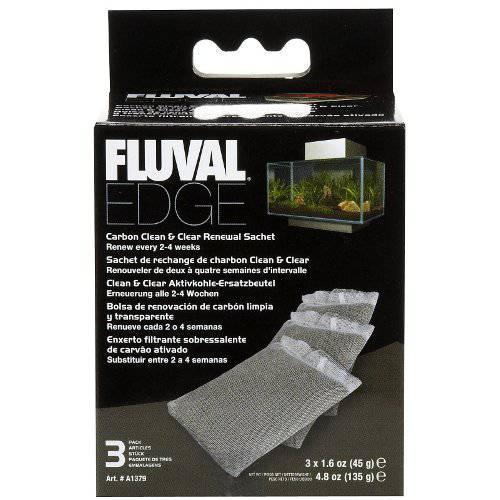 Recambio bolsa de carbón para Fluval Edge