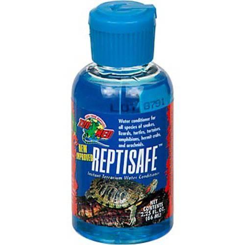 Acondicionador de agua instántaneo Repti safe para reptiles