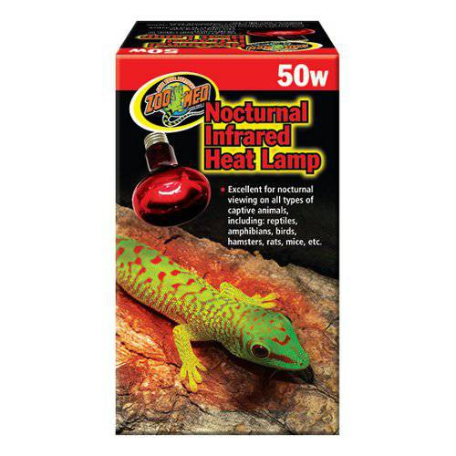 Infrared Heat lamp Zoo Med