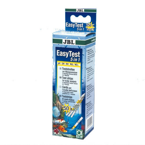 Test de agua 6 en 1 Easy Test