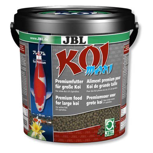 Alimento para peces Koi y dorados Koi maxi Gránulo grande