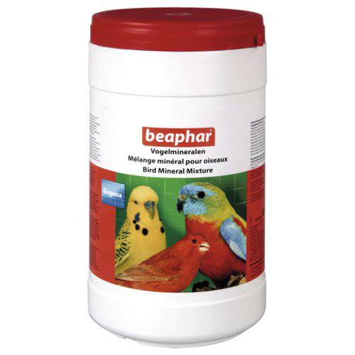 Mezcla de minerales y grit para pájaros Beaphar