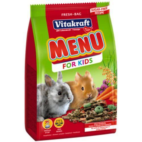 Alimento para Conejos enanos Vitakraft Menú Júnior