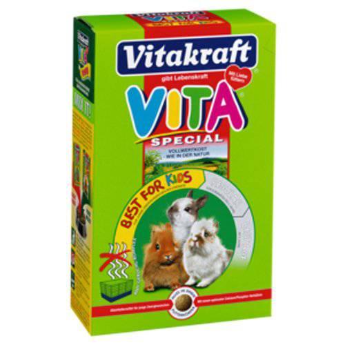 Alimento para Conejos enanos Vitakraft Vita Special Júnior