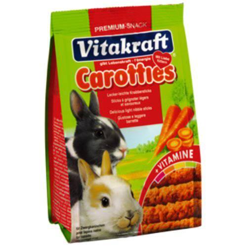 Carotties para conejos enanos Vitakraft