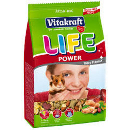 Alimento para Hámsters Vitakraft Menú Life