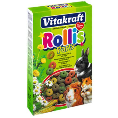 Vitakraft Rollis Party para roedores