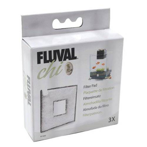 Recambio de carbón activo para Fluval Chi