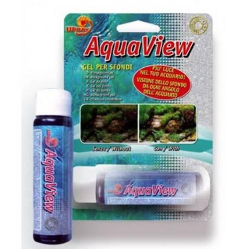 Gel para fondos de acuarios AquaView