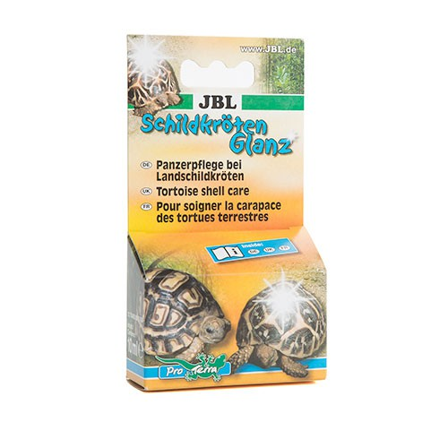 Tortoise shine Cares for the shell and controls parasites