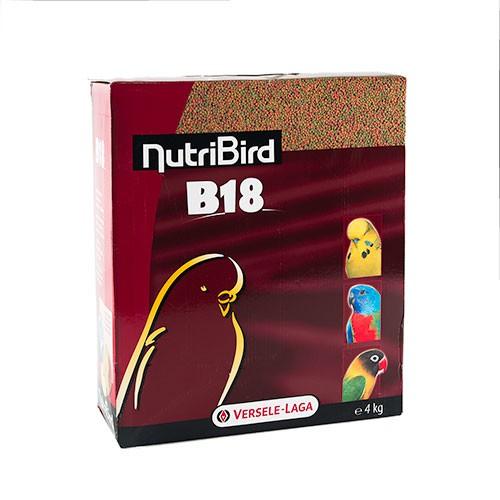 Nutribird B 18 alimento para crías de periquitos y agapornis